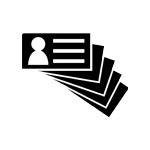 Цифравая печать визитных карт